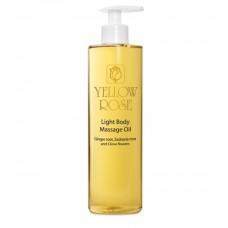 Легкое массажное масло с эфирным маслом имбиря - Yellow Rose Light Massage Oil Ginger