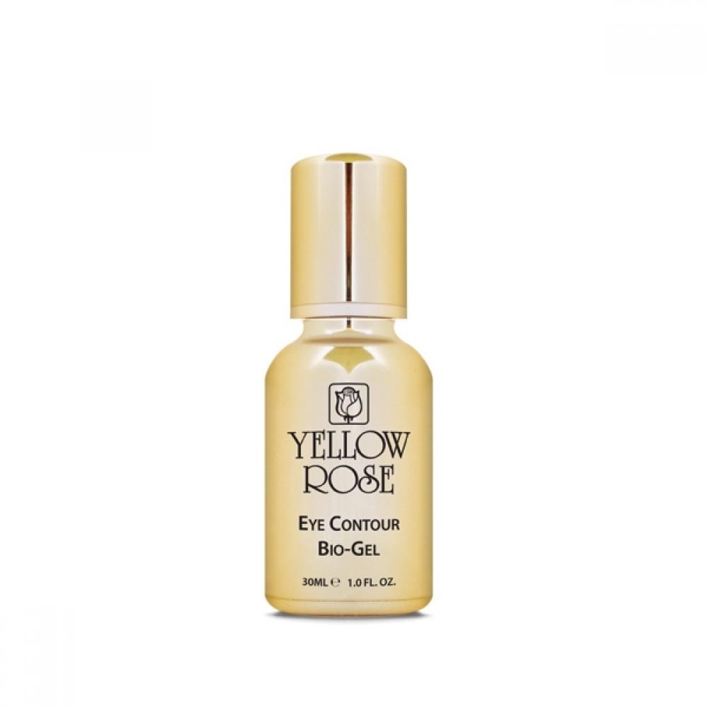 Био-гель для контура глаз - Yellow Rose Eye Contour Bio-Gel