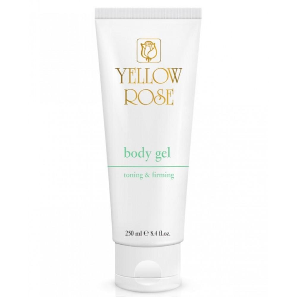 Гель для тіла - Yellow Rose Body Gel