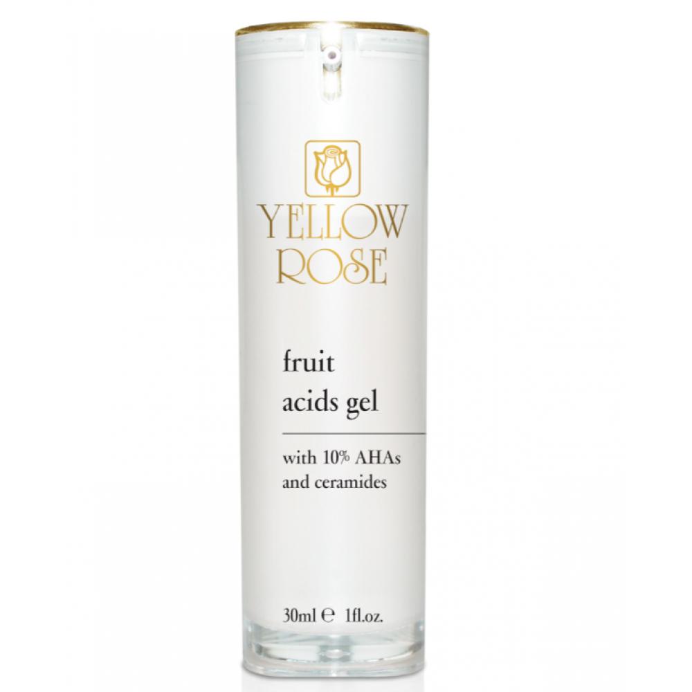 Гель с фруктовыми кислотами - Yellow Rose Fruit Acids Gel