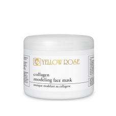 Альгинатная маска с морским коллагеном - Yellow Rose Collagen Peel-Off Face Mask