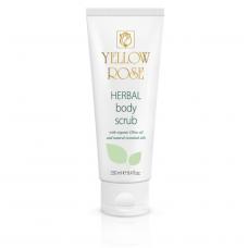 Гелевый скраб для тела - Yellow Rose Herbal Body Scrub