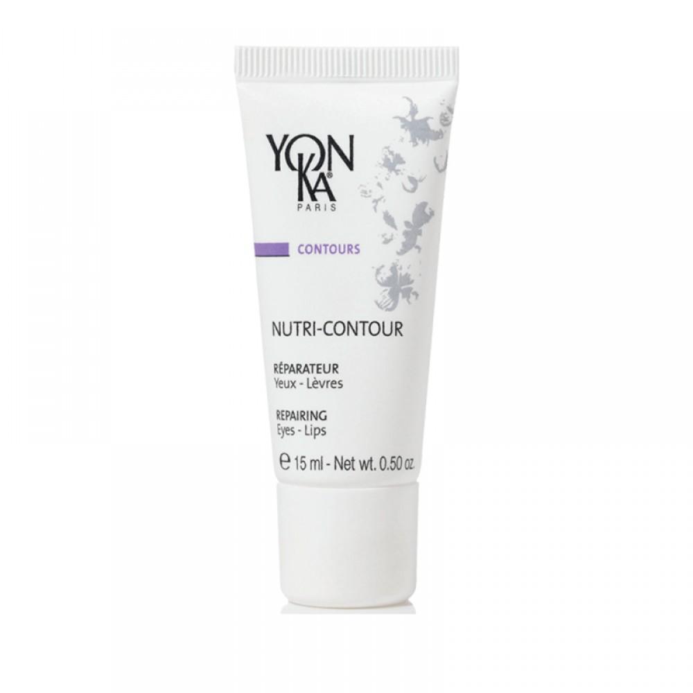 Питательный контур-крем для глаз и губ - Yon-Ka Nutri-Contour