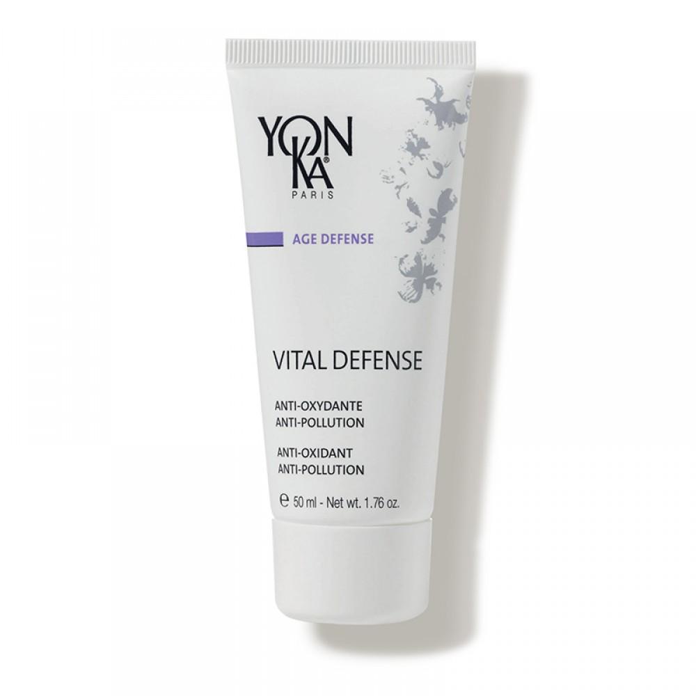 Восстанавливающий крем - Yon-Ka Vital Defense