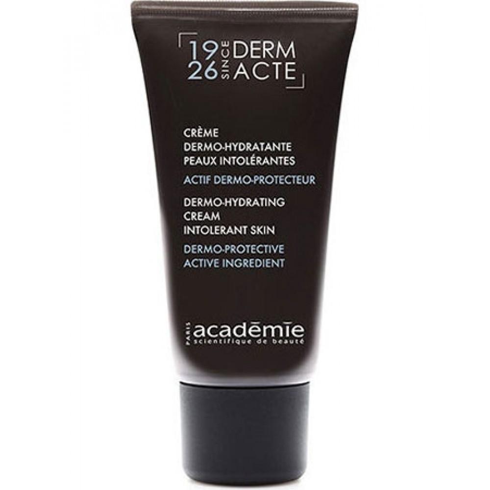 Адаптирующий увлажняющий крем для нормальной и сухой кожи с повышенной чувствительностью - Academie Creme dermo-hydratante peaux intolerantes