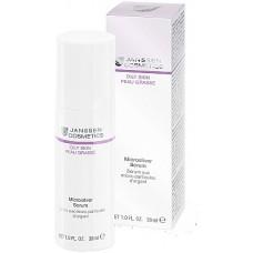 Антибактериальная сыворотка - Janssen Cosmetics Microsilver Serum