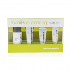 Лечебный очищающий набор для кожи с акне – Dermalogica Medibac Clearing Skin Kit