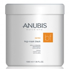 Укрепляющая подтягивающая маска - Anubis ARGI-MASK BLACK