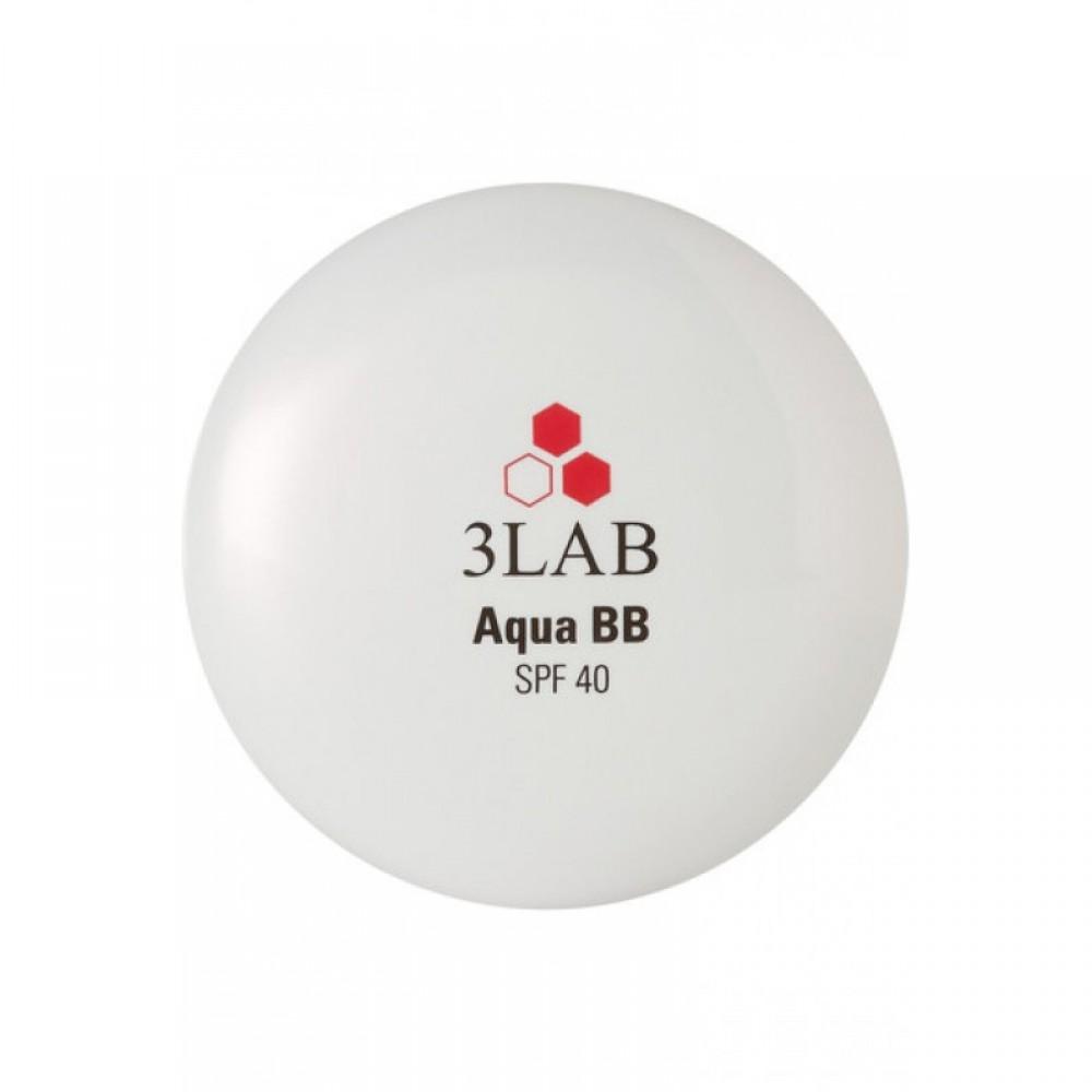 Компактный крем-кушон  - 3LAB Aqua BB SPF40