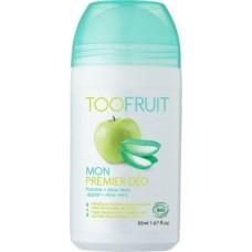 """Дезодорант """"Мой первый део"""", Яблоко-Алоэ - TOOFRUIT Fresh Deodorant Sensetive Skin"""