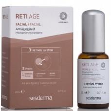 Антивозрастной спрей для лица - SeSDerma Reti-Age Antiaging Mist