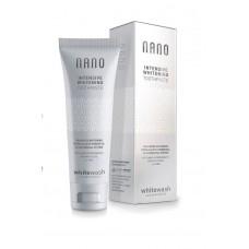 Зубная паста  «NANO  интенсивное отбеливание с гидроксиапатитом» - WhiteWash Laboratories