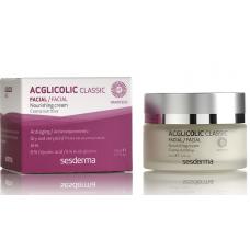 Питательный крем - SeSDerma Acglicolic Classic Facial Nutritive Cream