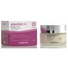 Питательный крем - SesDerma Acglicolic 20 Nutritive Cream