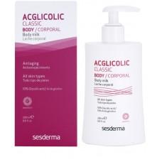 Молочко для тела - SeSDerma Acglicolic Classic Body Milk