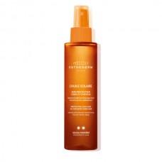 Солнцезащитное масло для тела и волос (спрей **) - Institut Esthederm BRONZ REPAIR ANTI – WRINKLE TANNING CREAM