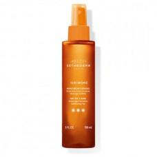 Солнцезащитное масло для тела и волос (спрей ***) - Institut Esthederm BRONZ REPAIR ANTI – WRINKLE TANNING CREAM