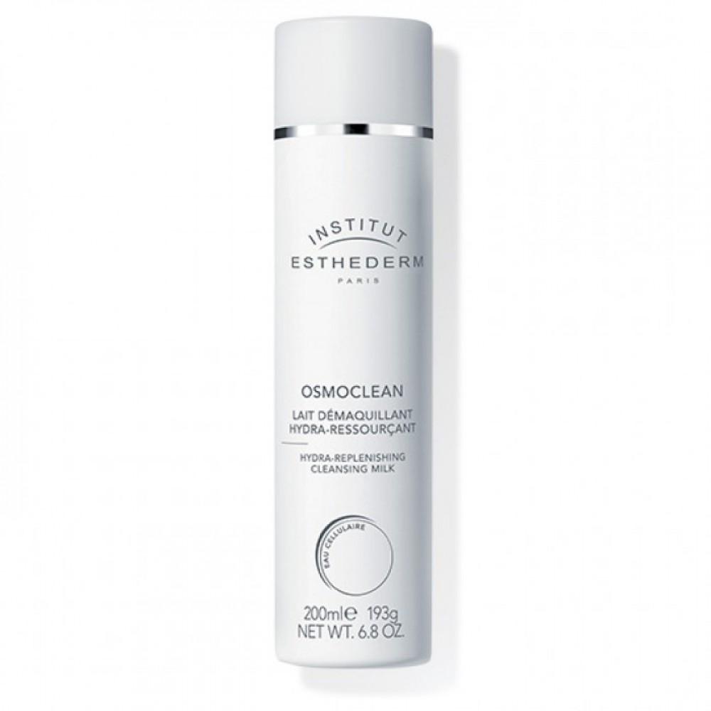 Гидровосстанавливающее молочко для снятия макияжа - Institut Esthederm HYDRA-REPLENISHING CLEANSING MILK