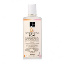 Очищающий гель для проблемной кожи глубокого действия - Dr. Kadir В3 Deep Action Soapless Soap For Problematic Skin