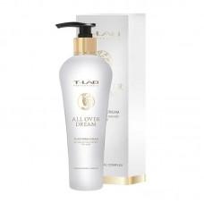 Многофункциональный несмываемый крем для волос 15в1 - T-LAB Professional All Over Dream