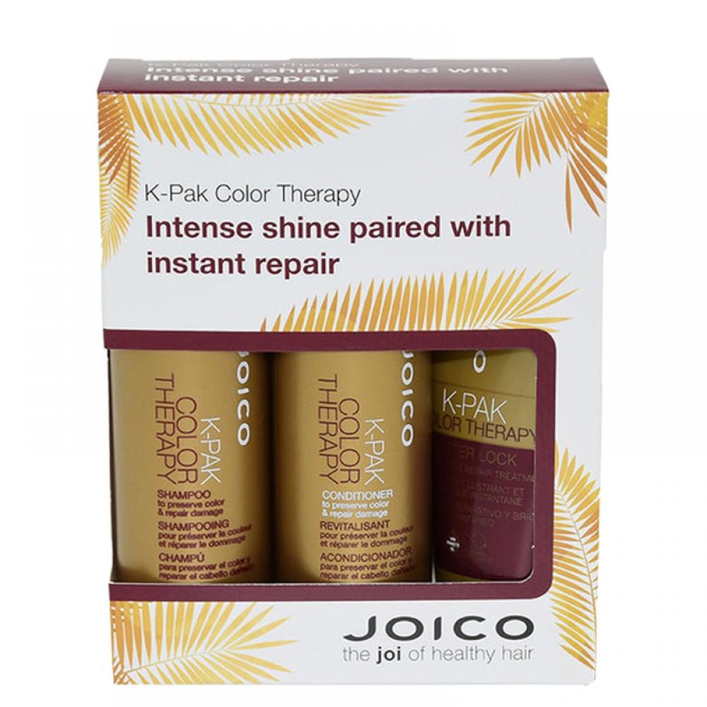 Дорожный набор - Joico K-Pak Color Therapy Travel Set