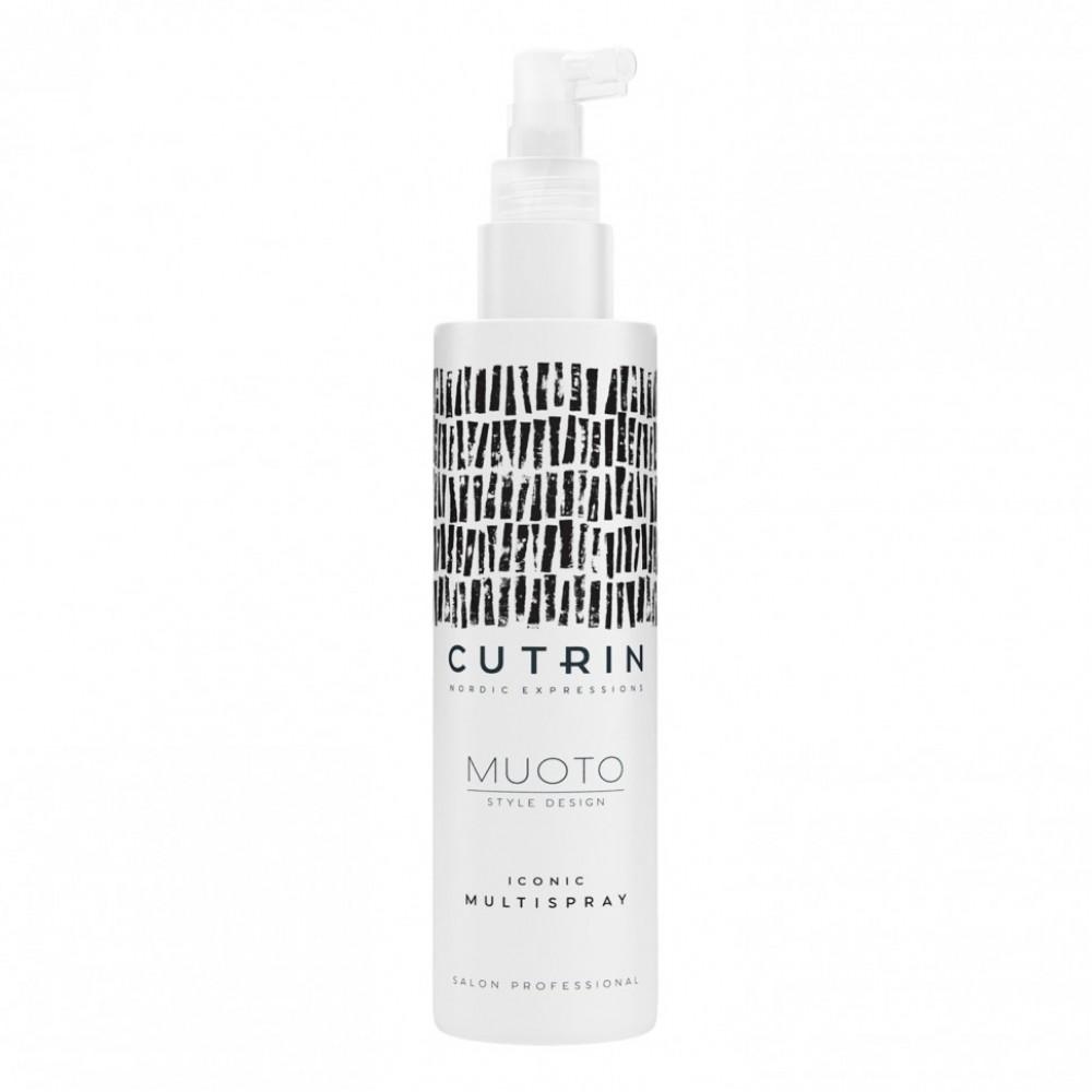 Многофункциональный спрей - Cutrin Muoto Iconic Multispray