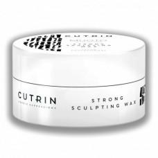 Скульптурный воск сильной фиксации - Cutrin  Muoto Wax Strong Sculpting