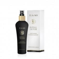Несмываемый спрей для абсолютной детоксикации волос - T-LAB Professional Royal Detox Leave-in Spray