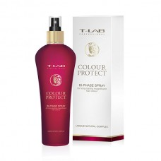 Двухфазный спрей для долгого непревзойденного цвета волос - T-LAB Professional Color Protect Bi-phase Spray