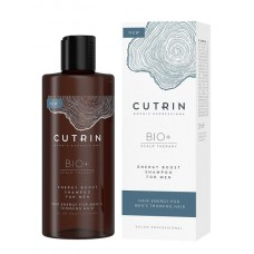 Стимулирующий шампунь для мужчин против выпадения - Cutrin BIO+ Stimulant Shampoo Hair Energy