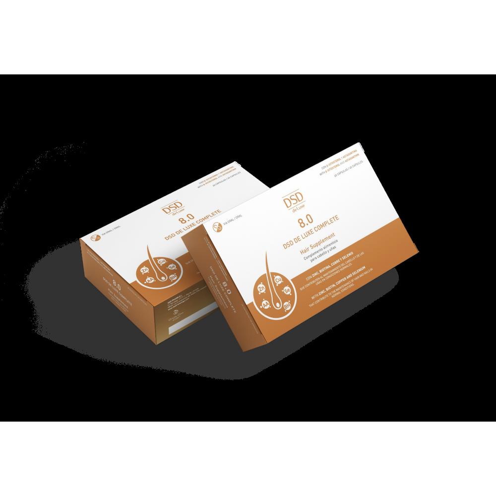 Комплектные капсулы витамины - DSD de Luxe 8.0