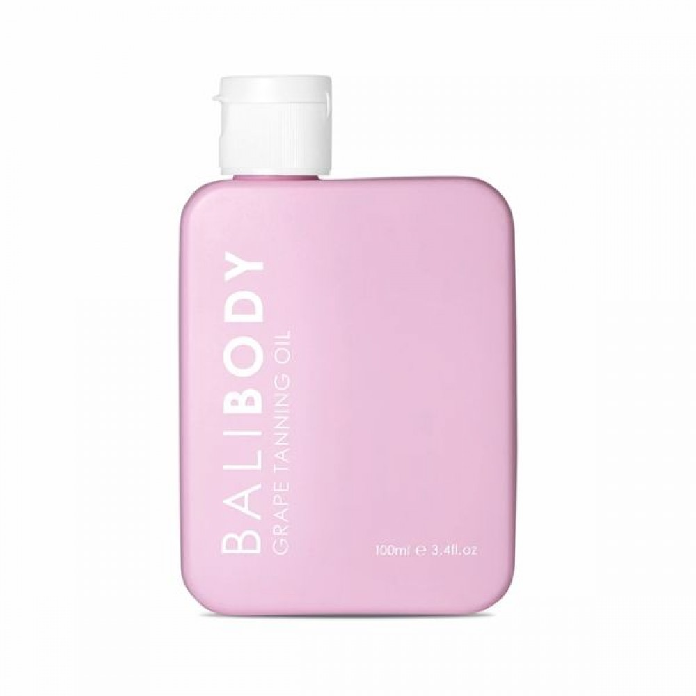 Виноградное Масло для Загара  - Bali Body Grape Tanning Oil