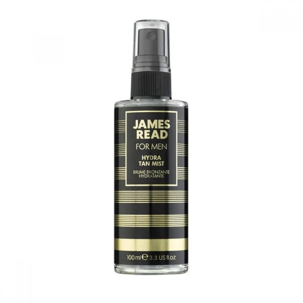 Мужской спрей-автозагар для лица и тела - James Read Hydra Tan Mist For Men