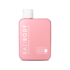 Арбузное масло для загара - Bali Body Watermelon Tanning Oil SPF15