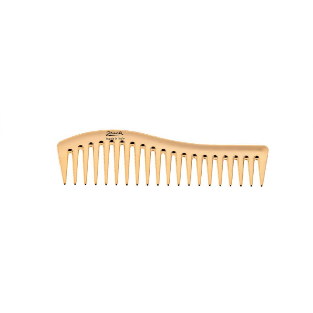 Гребень золотой для вьющихся волос - Janeke