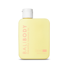 Масло для загара Ананас - Bali Body Pineapple Tanning Oil SPF6