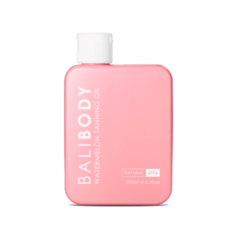 Арбузное масло для загара - Bali Body Watermelon Tanning Oil SPF6
