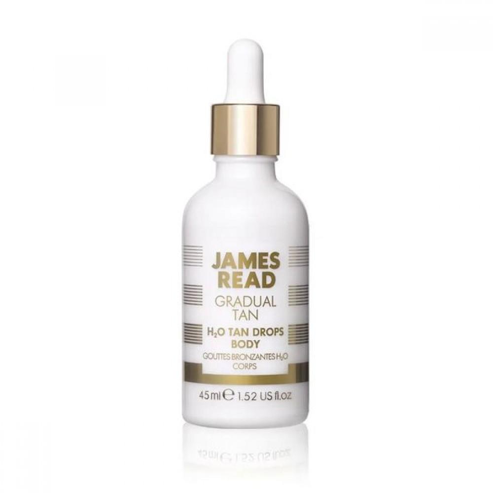 Капли-концентрат для тела с эффектом загара - James Read H2O Tan Drops Body