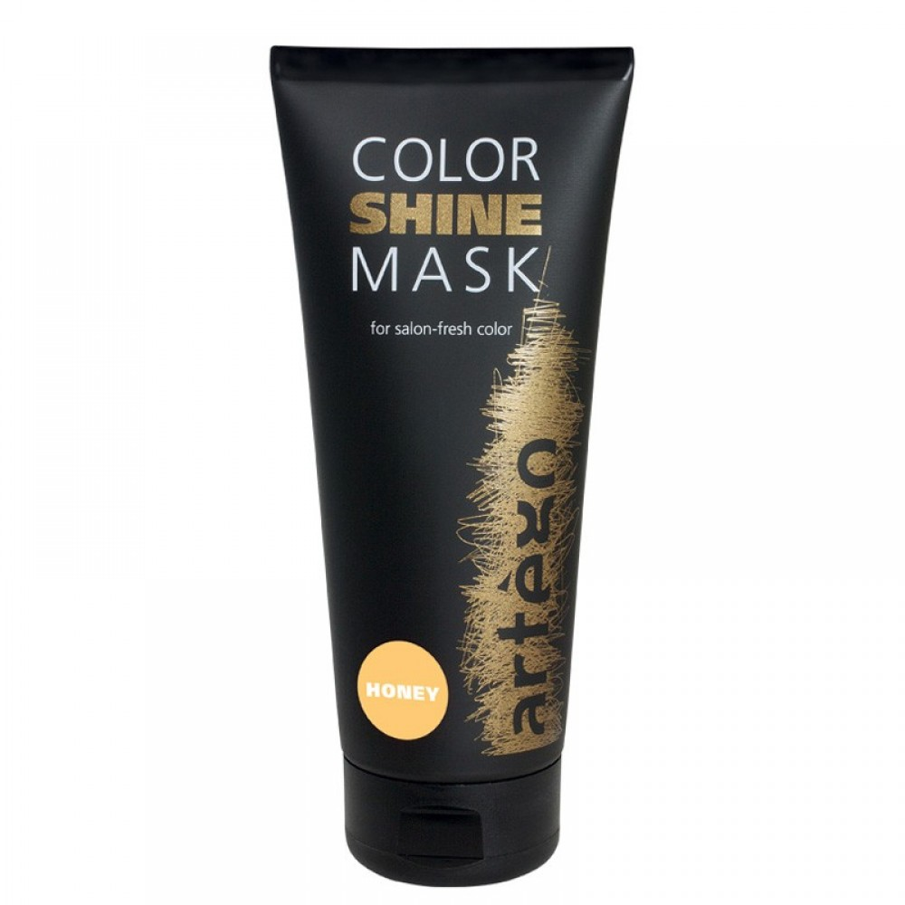 Відтіночна маска - Artego Color Shine Mask - Honey