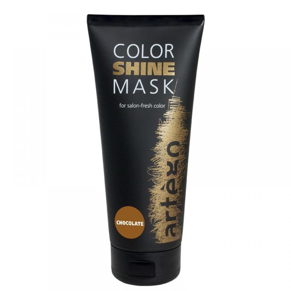 Маска оттеночная - Artego Color Shine Mask - Chocolate