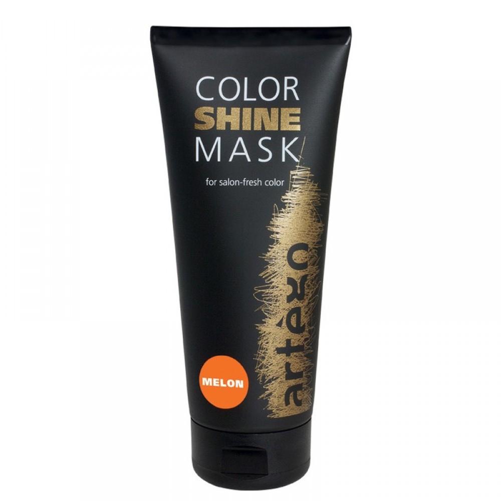 Відтіночна маска - Artego Color Shine Mask - Melon