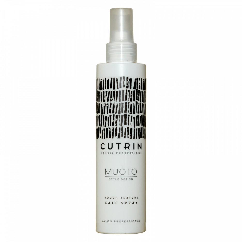 Спрей-мусс для прикорневого объема - Cutrin Muoto Root Lifting Spray Mousse