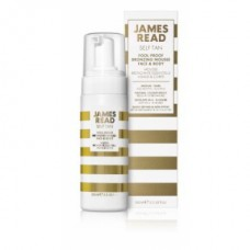 Бронзирующий мусс-автозагар для лица и тела - James Read Fool Proof Bronzing Mousse