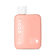 Масло для загара - Bali Body Peach Tanning Oil SPF6