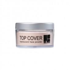 Полупрозрачная пудра с эффектом мерцания - Dr. Kadir Top Cover Translucent powder