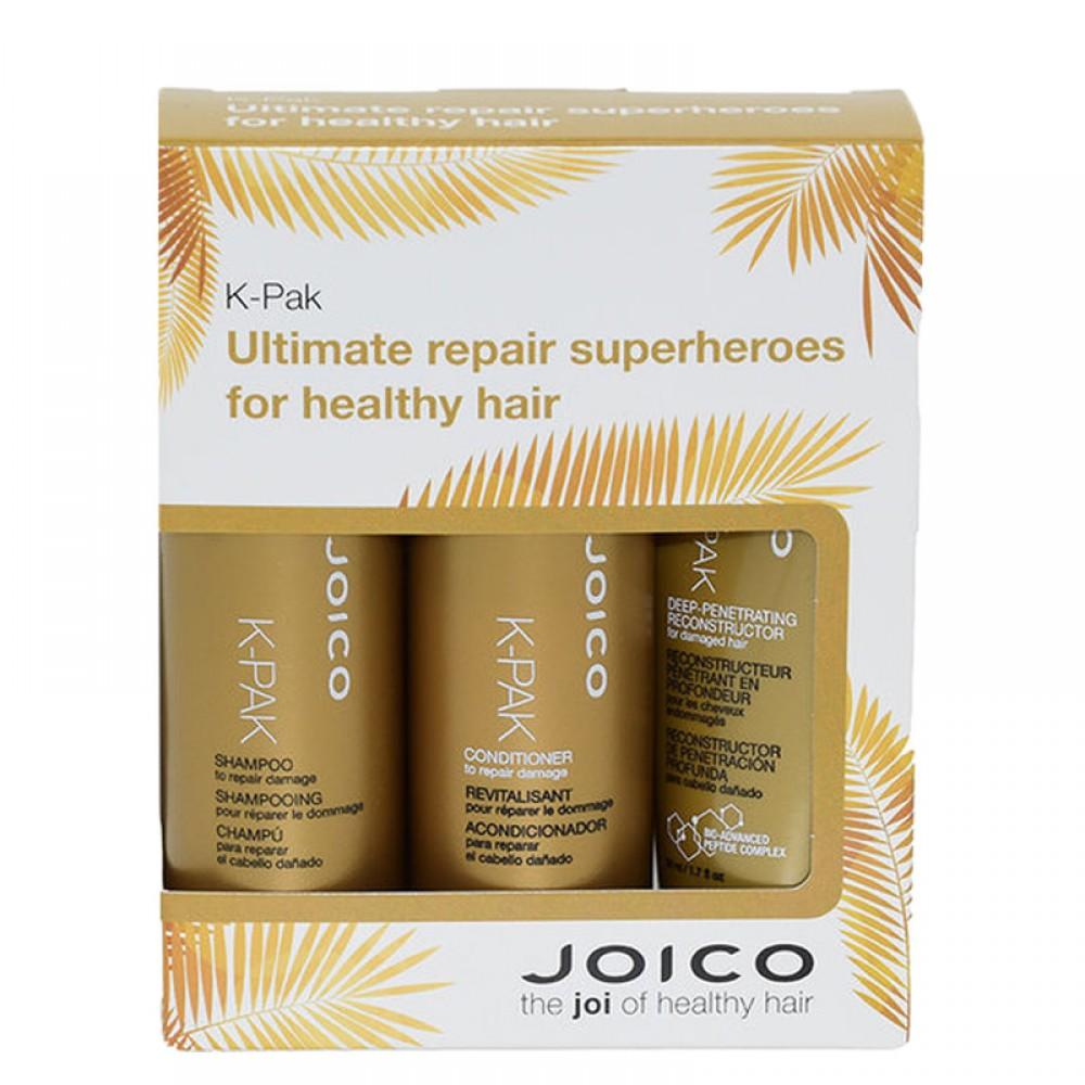 Дорожный набор для поврежденных волос - Joico K-Pak Travel Set