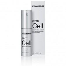 Регенерирующий крем-филлер для губ - Mesoestetic Stem Cell Nanofiller Lip Contour