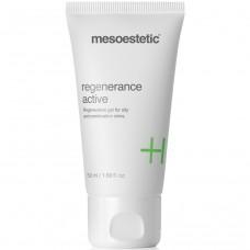 Активный регенерирующий гель для жирной кожи - Mesoestetic Regenerance Active