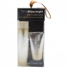"""Подарочный набор """"Шампунь + Маска для сохранения яркости блонда"""" - Joico Blonde Life Gift Pack"""