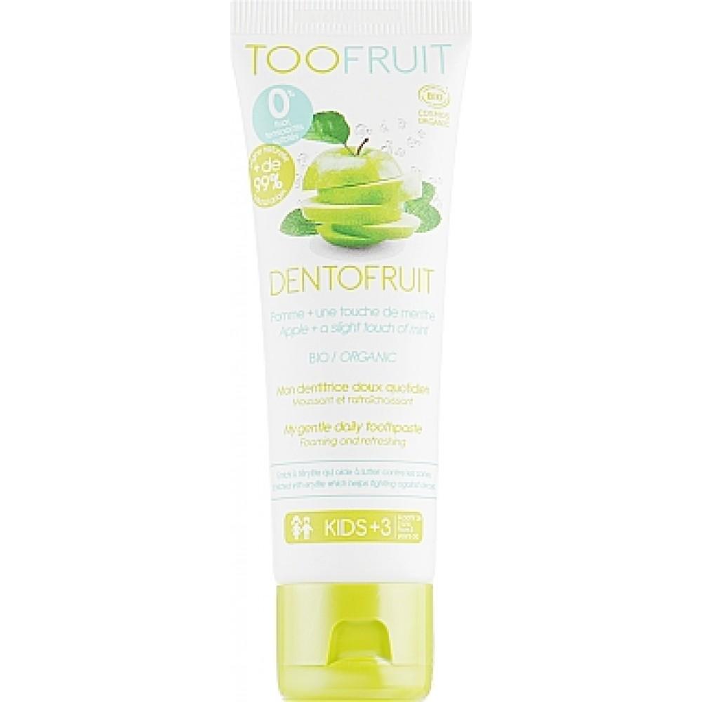 Детская зубная паста - Toofruit Dentofruit Doux Bio